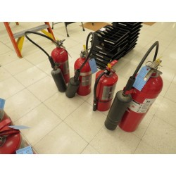 Lot 36 - FIRE EXTINGUISHERS