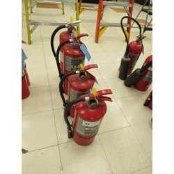 Lot 37 - FIRE EXTINGUISHERS