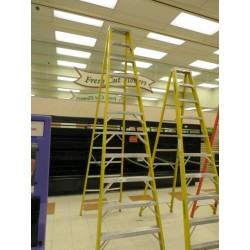 Lot 46 - 12FT WERNER LADDER