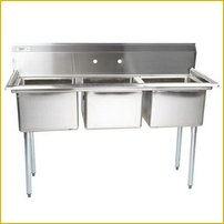 Sinks / Dish Tables / Dishwashers