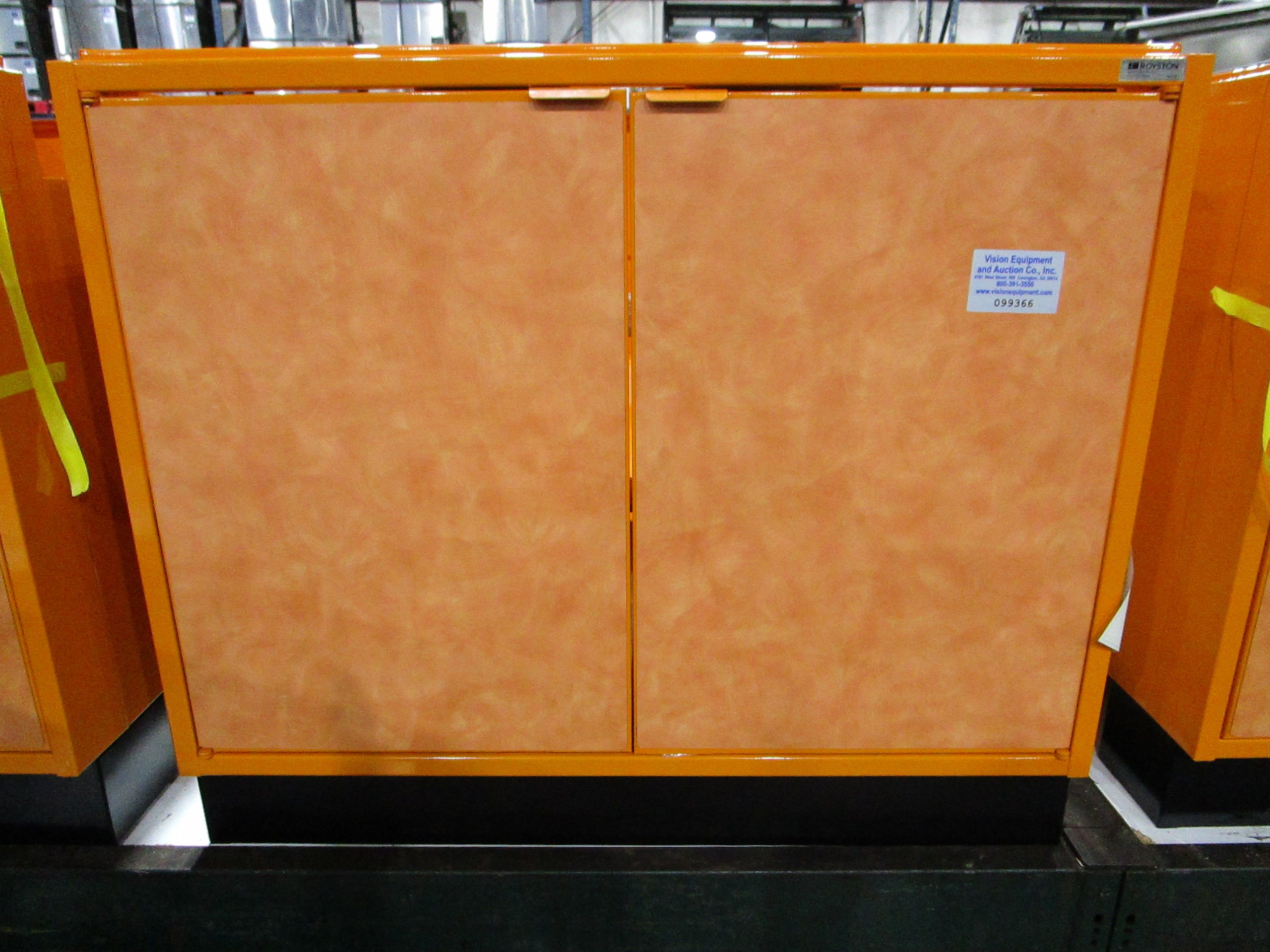 ROYSTON CS362931.5FD2-0B-91L1 COFFEE BEVERAGE COUNTER 2 DOOR CABINET BASE