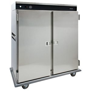 CRES COR CCB120A 2 DOOR HEATED HOLDING TRANSPORT BANQUET CABINET