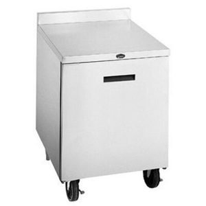 RANDELL 9402-7 1 DOOR WORK TOP REFRIGERATOR COOLER