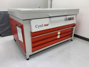 DuPont Cyrel 1000 ECLF STATE OF THE ART EXPOSURE & LIGHT FINISHER