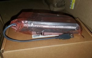 NEW TOSHIBA 3AA00811500 MSR CARD READER W/USB CABLE