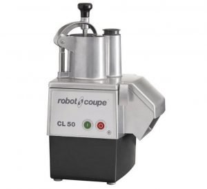 ROBOT COUPE CL50E FOOD PROCESSOR COMMERCIAL VEGETABLE PREPERATION MACHINE